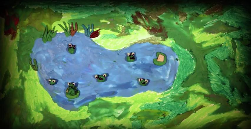 Żabie Kłopoty